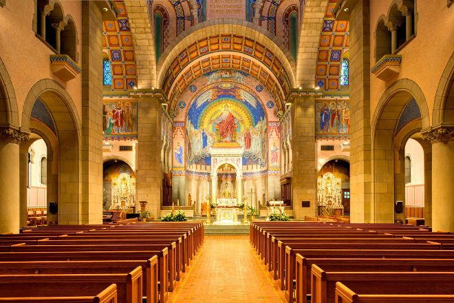 Cathedral of St. Joseph, Wheeling, United States