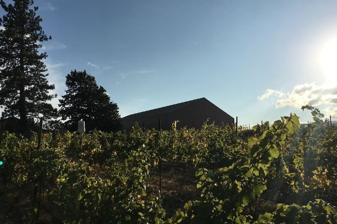 Cathedral Ridge Winery, Hood River, United States