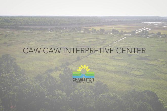 Caw Caw Interpretive Center, Ravenel, United States