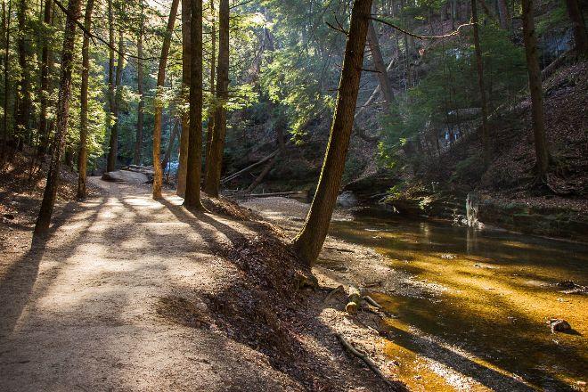 Cedar Falls Hiking Trail, Logan, United States