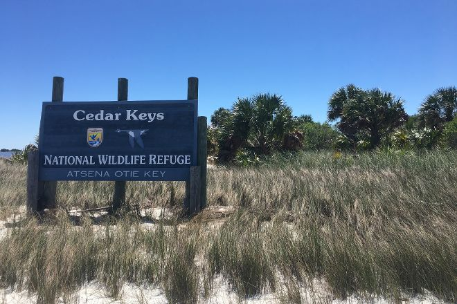 Cedar Keys National Wildlife Refuge, Cedar Key, United States