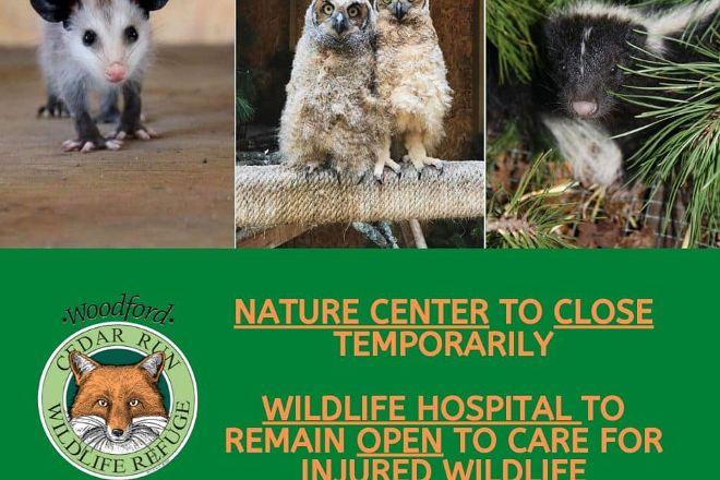 Cedar Run Wildlife Refuge, Medford, United States