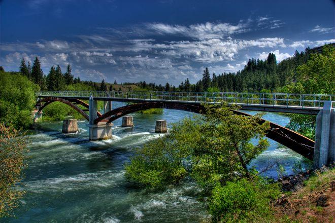 Centennial Trail, Spokane, United States