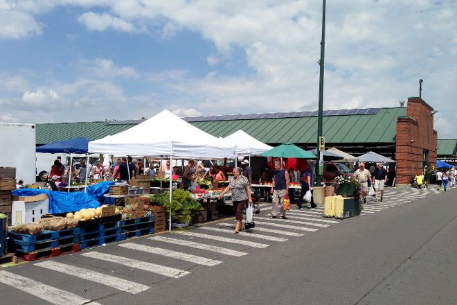 Central New York Regional Market, Syracuse, United States