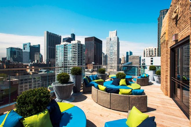 Cerise Rooftop, Chicago, United States