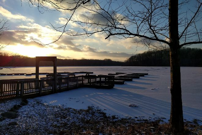Chain O'Lakes State Park, Albion, United States
