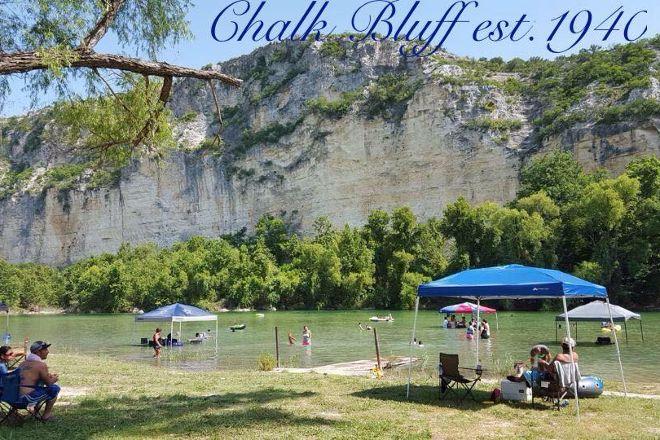 Chalk Bluff Park-Paddle Boat Rentals, Uvalde, United States