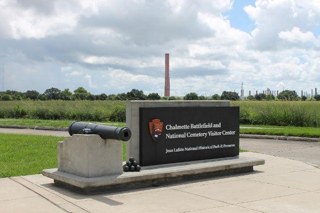 Chalmette National Historical Park, New Orleans, United States