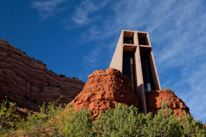 Chapel of the Holy Cross, Sedona, United States