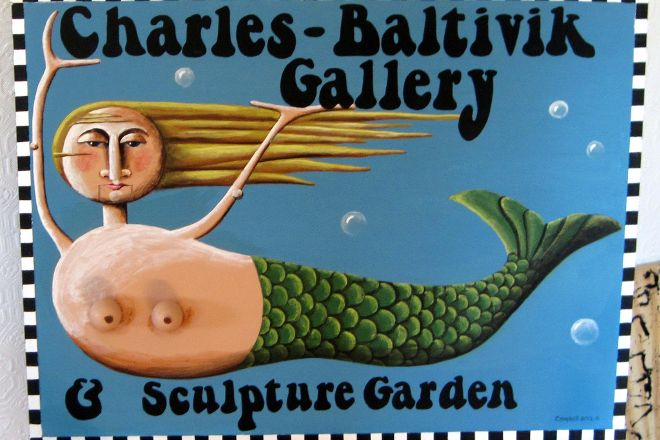 Charles-Baltivik Gallery and Sculpture Garden, Provincetown, United States