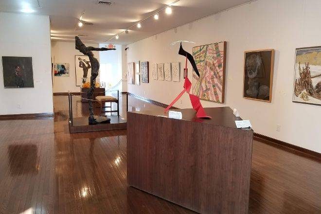 Charles H. MacNider Art Museum, Mason City, United States