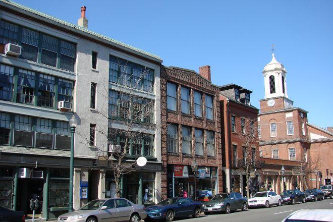 Charles Street, Boston, United States