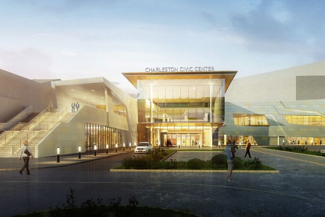 Charleston Coliseum & Convention Center, Charleston, United States
