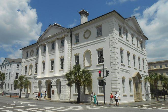 Charleston County Courthouse, Charleston, United States