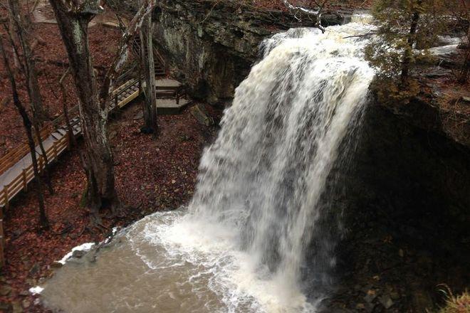 Charleston Falls Preserve, Tipp City, United States