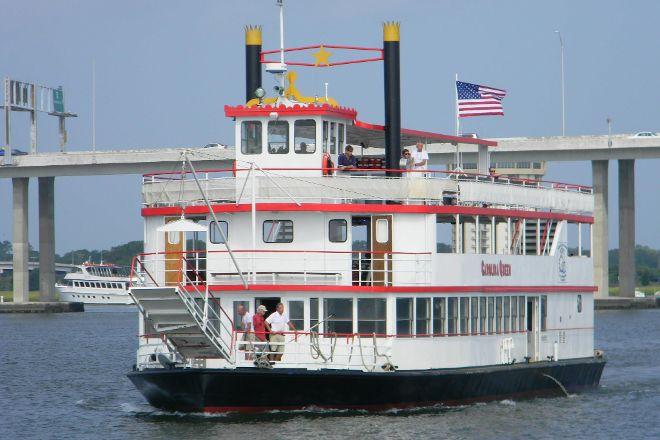 Charleston Harbor Tours, Charleston, United States