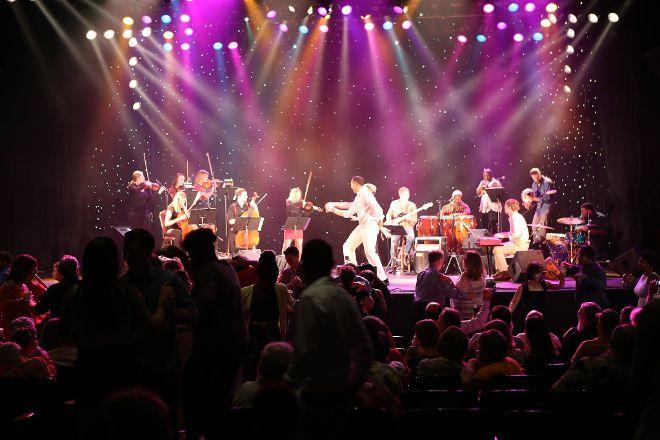 Charleston Music Hall, Charleston, United States