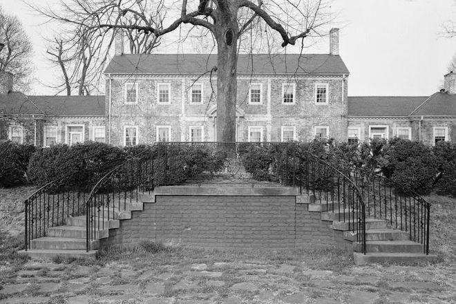 Chatham Manor, Fredericksburg, United States
