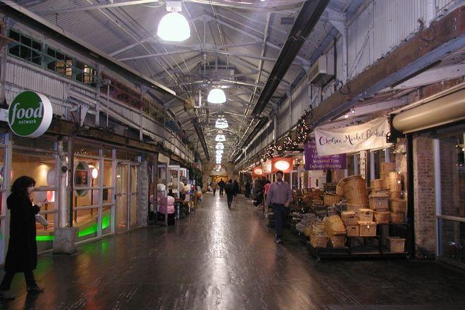 Chelsea Market, New York City, United States
