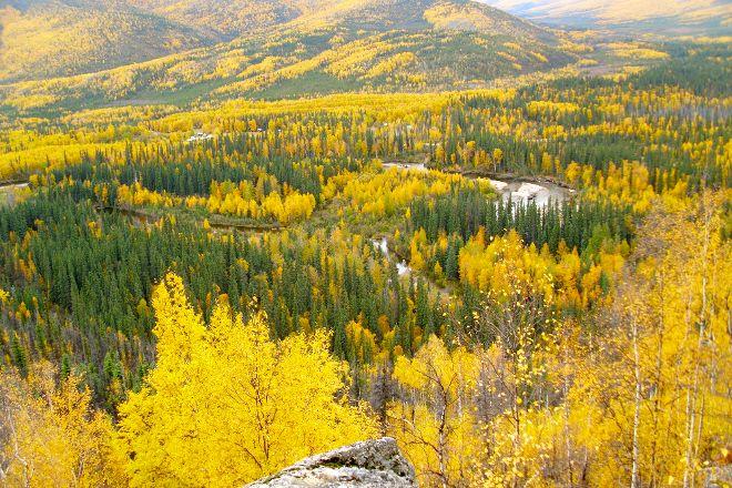 Chena River State Recreation Area, Fairbanks, United States