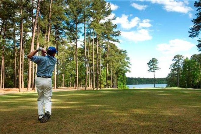 Cheraw State Park Golf Course, Cheraw, United States