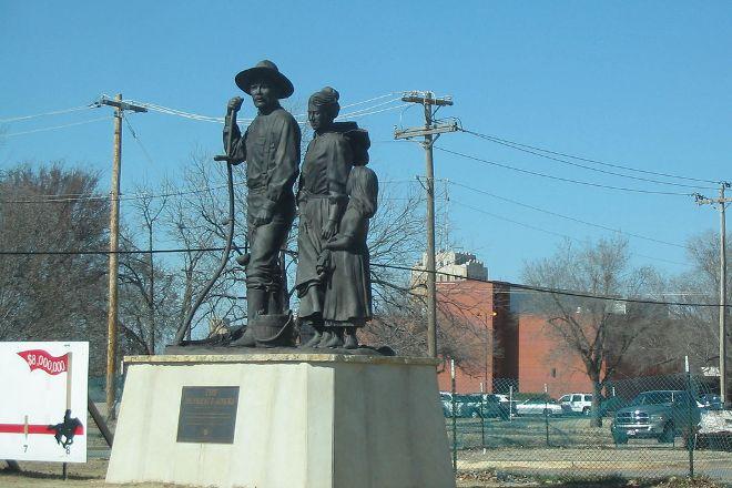Cherokee Strip Regional Heritage Center, Enid, United States