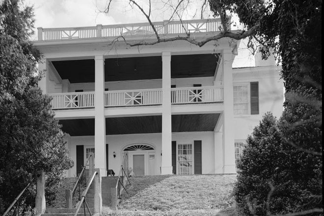 Cherry Mansion, Savannah, United States