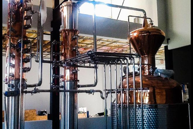 Chesapeake Bay Distillery, Virginia Beach, United States