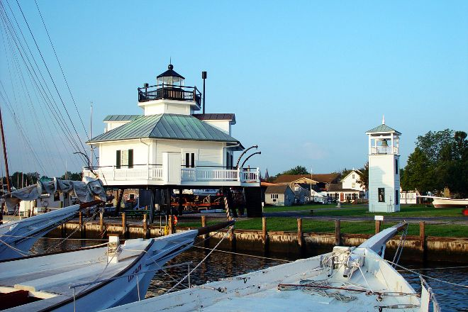 Chesapeake Bay Maritime Museum, St. Michaels, United States