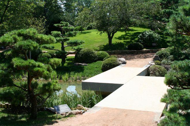 Chicago Botanic Garden, Glencoe, United States