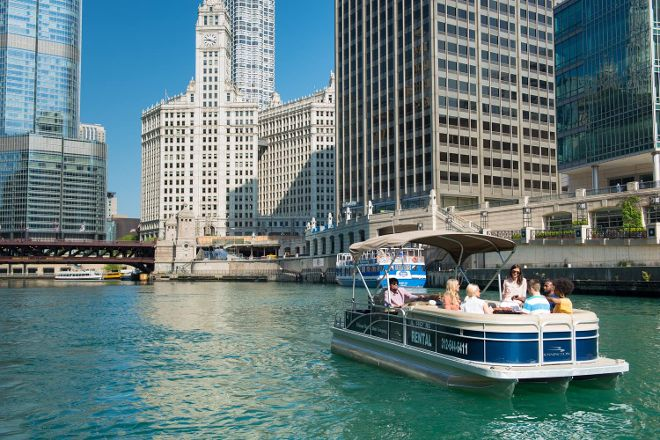 Chicago Electric Boat Company, Chicago, United States