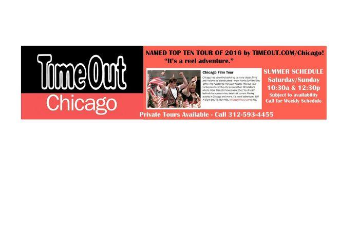 Chicago Film Tour, Chicago, United States