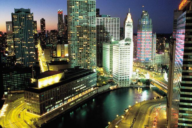 Chicago River, Chicago, United States