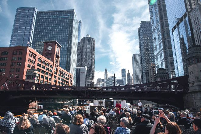 Chicago's First Lady Cruises, Chicago, United States