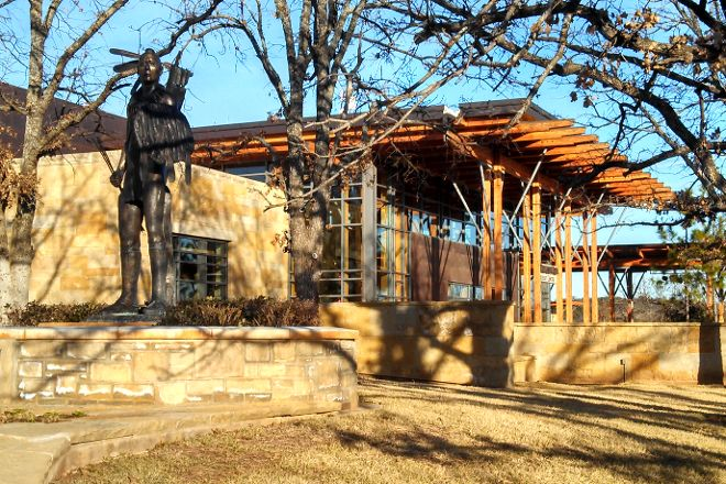 Chickasaw Cultural Center, Sulphur, United States