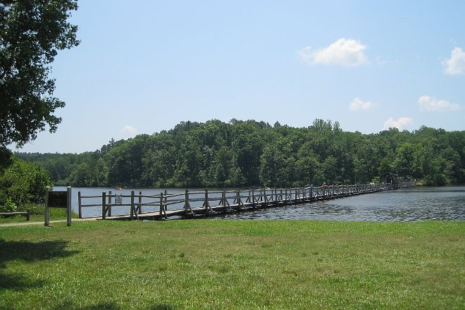 Chickasaw State Park, Henderson, United States
