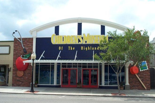 Childrens Museum of The Highlands, Sebring, United States
