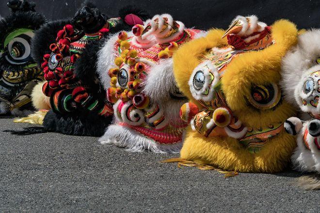 Chinatown International District, Seattle, United States