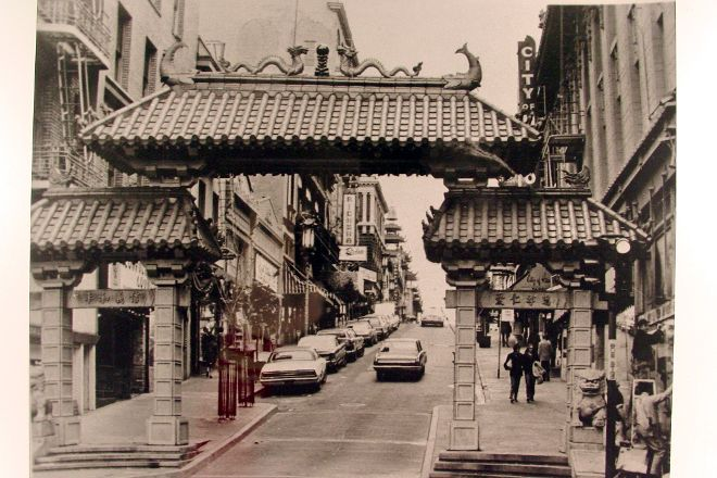 Chinese Historical Society of America, San Francisco, United States