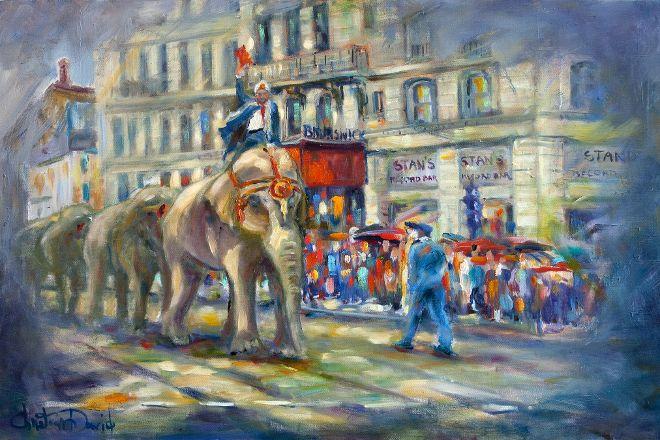 Christiane David Gallery, Lancaster, United States