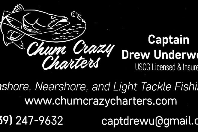 Chum Crazy Charters, Fort Myers, United States