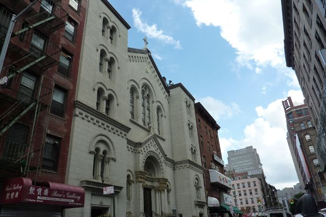 Church of The Most Precious Blood, New York City, United States