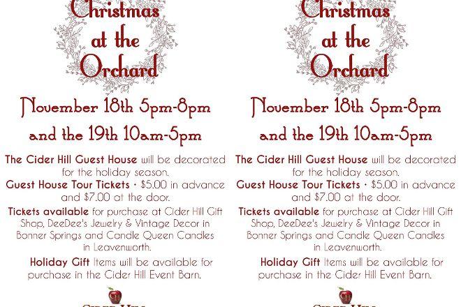 Cider Hill Family Orchard, Kansas City, United States