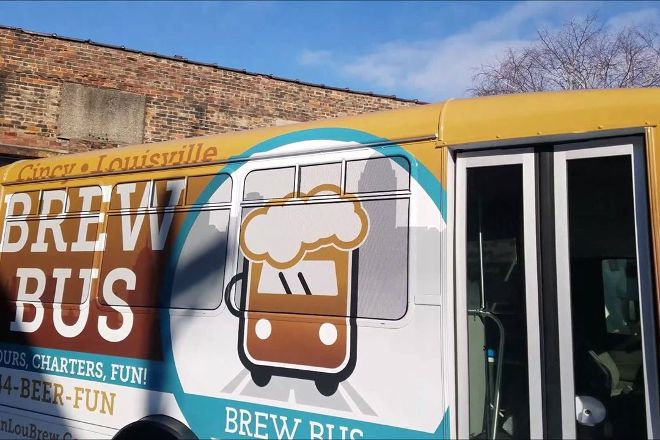 Cincy Brew Bus, Cincinnati, United States