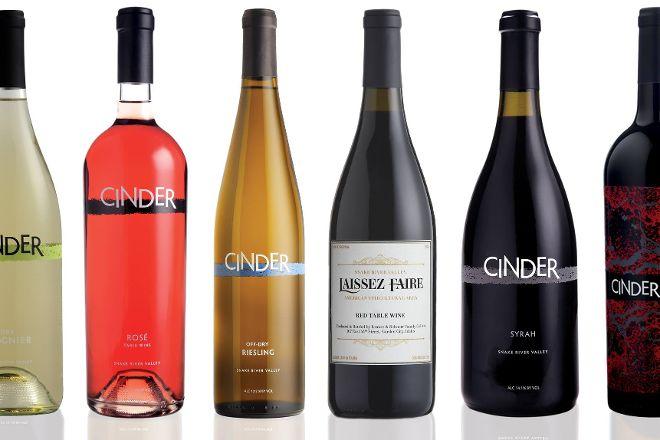 Cinder Wines, Garden City, United States