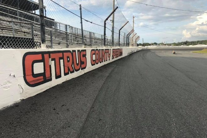 Citrus County Speedway, Inverness, United States