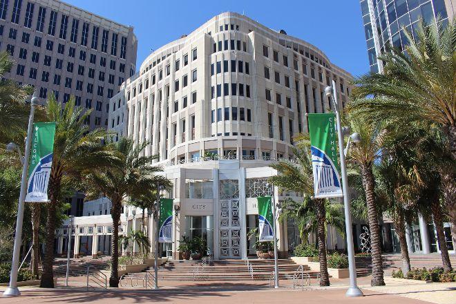 City Hall, Orlando, United States