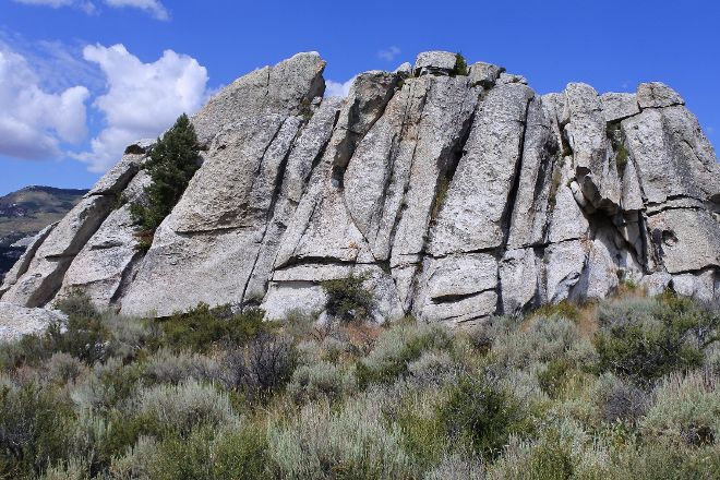 City Of Rocks National Reserve, Almo, United States