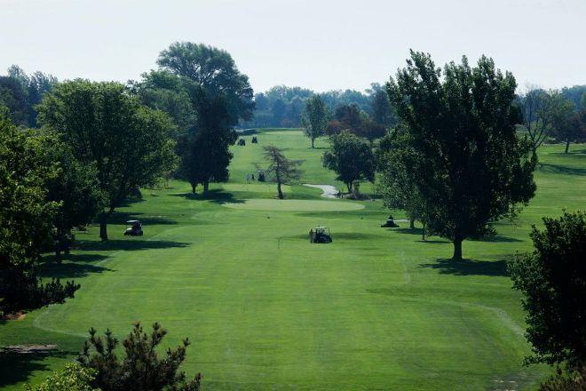 City Park Golf Course, Denver, United States