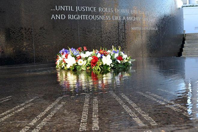 Civil Rights Memorial Center, Montgomery, United States